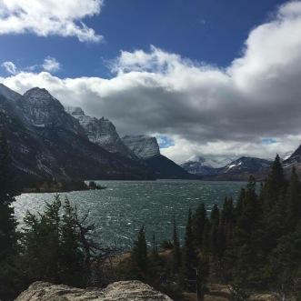 St Mary's Lake, Glacier Nat'l Park